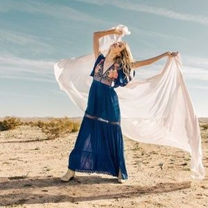 Cleobella AMERY MAXI DRESS NWT